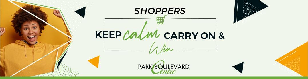 Keep Calm, Carry On & Win
